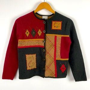 ✨3/$25✨Koret Petites Wool Button Up Cardigan